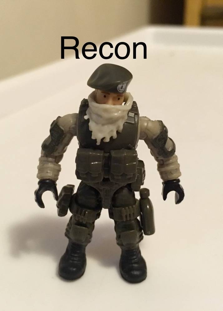 Image of: Recon