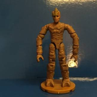 Image of: Groot marvel mega bloks