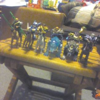 Image of: Updated cavalry