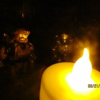 Image of: Tale's Around the fire...