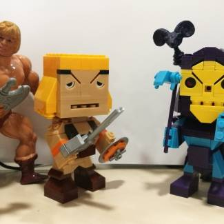 Image of: He-Man 4ever!