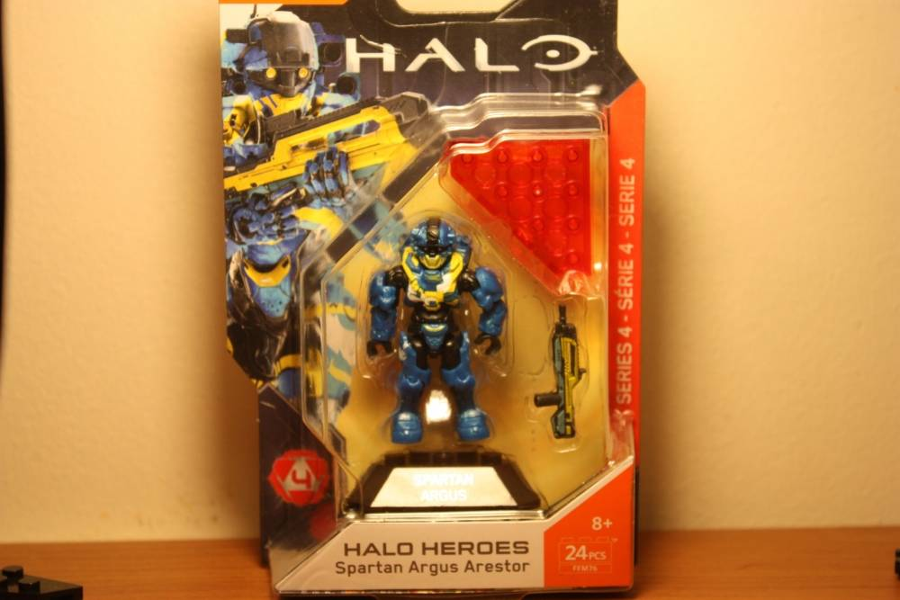 Mega Construx | Fan Gallery | Found Heroes Series 4 Argus!!!