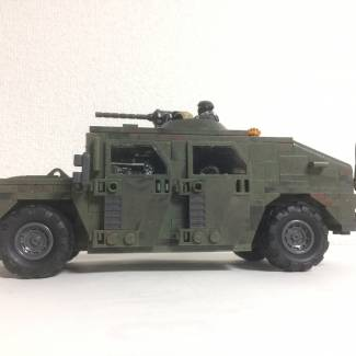 Modified hmmwv (DPB57)