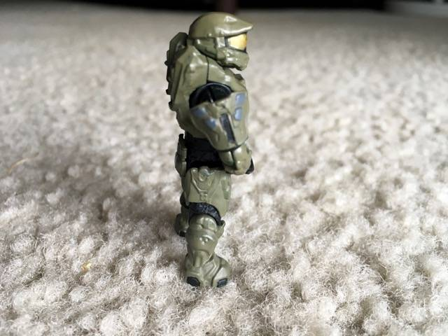Image of: Master Chief and Mongoose custom