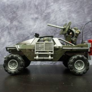 Warthog Resistance Upgraded