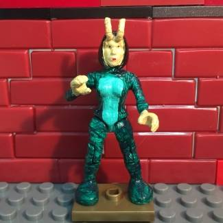 Image of: Mantis marvel mega bloks
