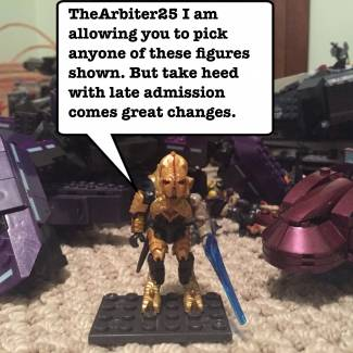 Image of: Only for TheArbiter25