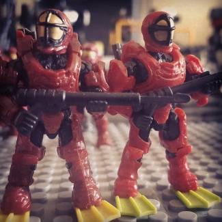 Image of: Oceanic Troopers