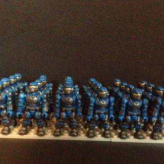 Image of: My Blue Marines