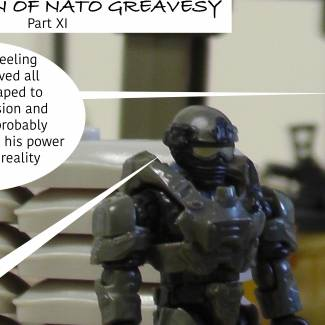 Image of: The Return of Nato Greavesy: Part XI