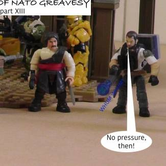 Image of: The Return of Nato Greavesy: Part XIII