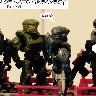 The Return of Nato Greavesy: Part XVI