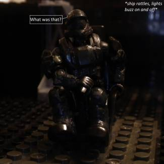 Image of: ODST-Leaving Harvest (Part 3)