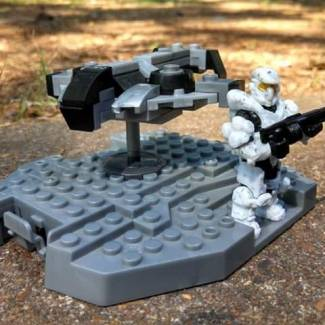 Micro Fleet UNSC Wasp