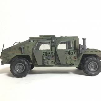 My HUMMV(DPB57) Final version