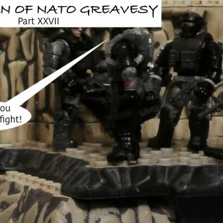The Return of Nato Greavesy: Part XXVII
