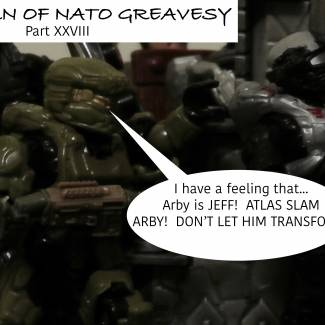 The Return of Nato Greavesy: Part XXVIII