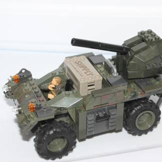 Image of: Custom Anti Tank Vehicle