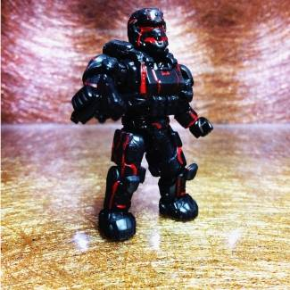 Custom Spartan Figures
