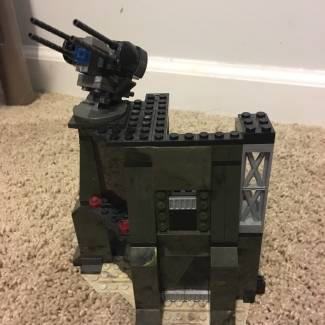Image of: Gryphon Anti-ground/air turret