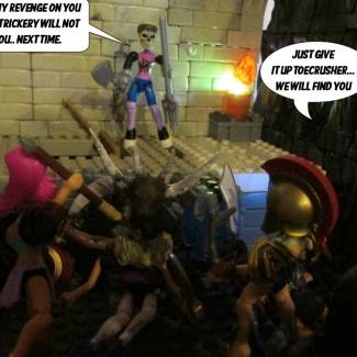 Image of: Seige of Bloodhorn Part 16