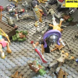 Image of: Seige of Bloodhorn Part 17