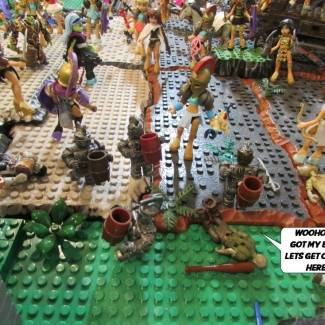 Image of: Seige of Bloodhorn Part 23