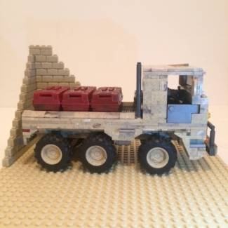 Image of: Desert Heavy Hauler