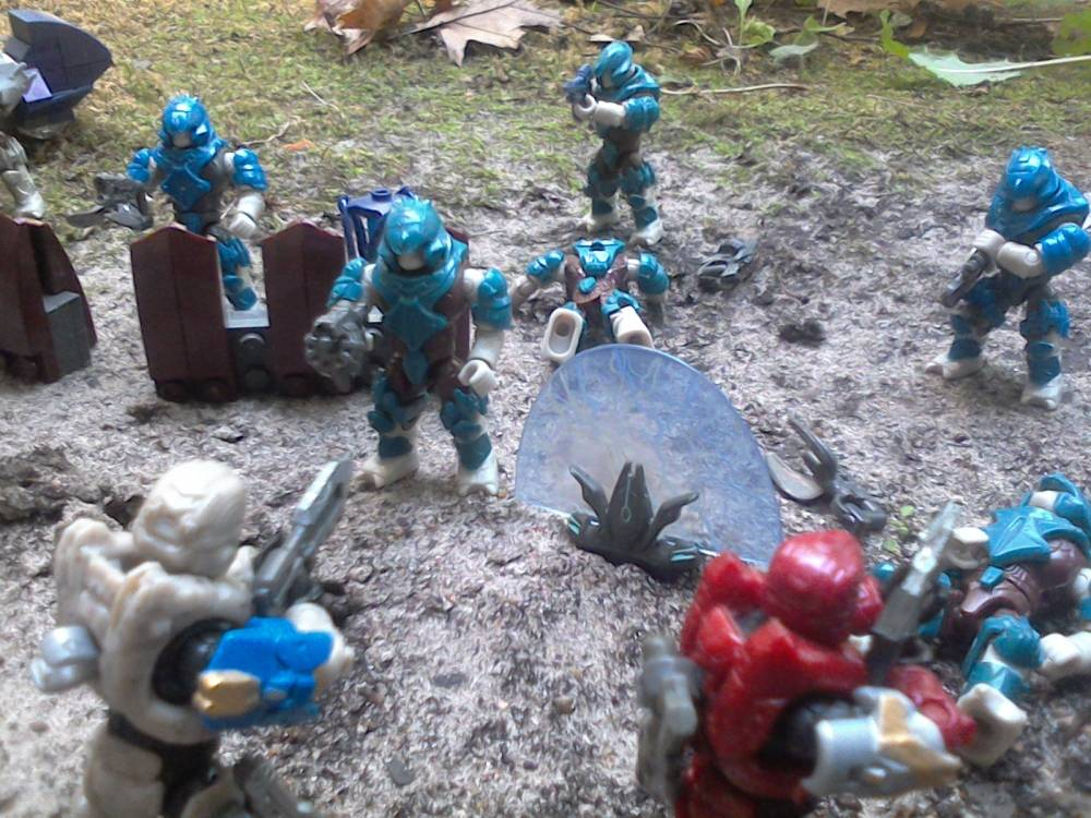 Image of: Firefight