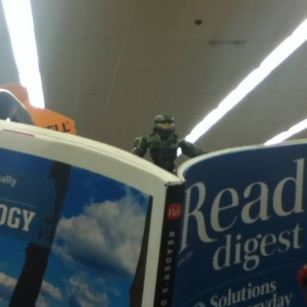Master Chief Goes Shopping: Part 3