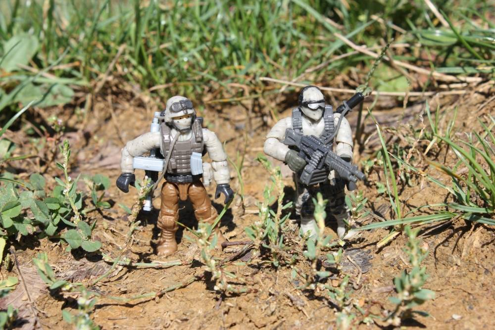 Image of: Operation Recon (p2)
