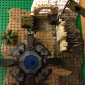 Image of: Mining outpost