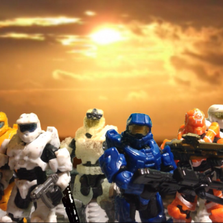 Image of: Spartan Group Omega