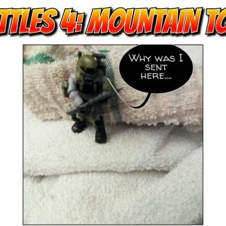 "Halo Battles 4: ""Mountain Towels"""