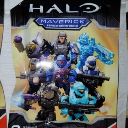 Halo blind bag series Maverick