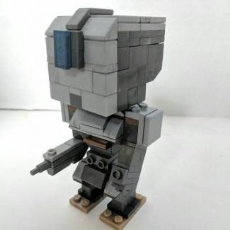 Kubro Bastion from Overwatch