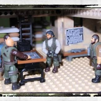 Image of: Command Post