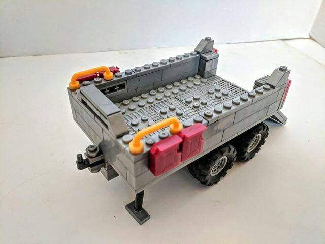 Image of: UNSC Cargo Modification
