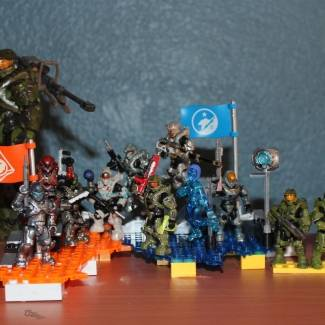 Image of: My little collection