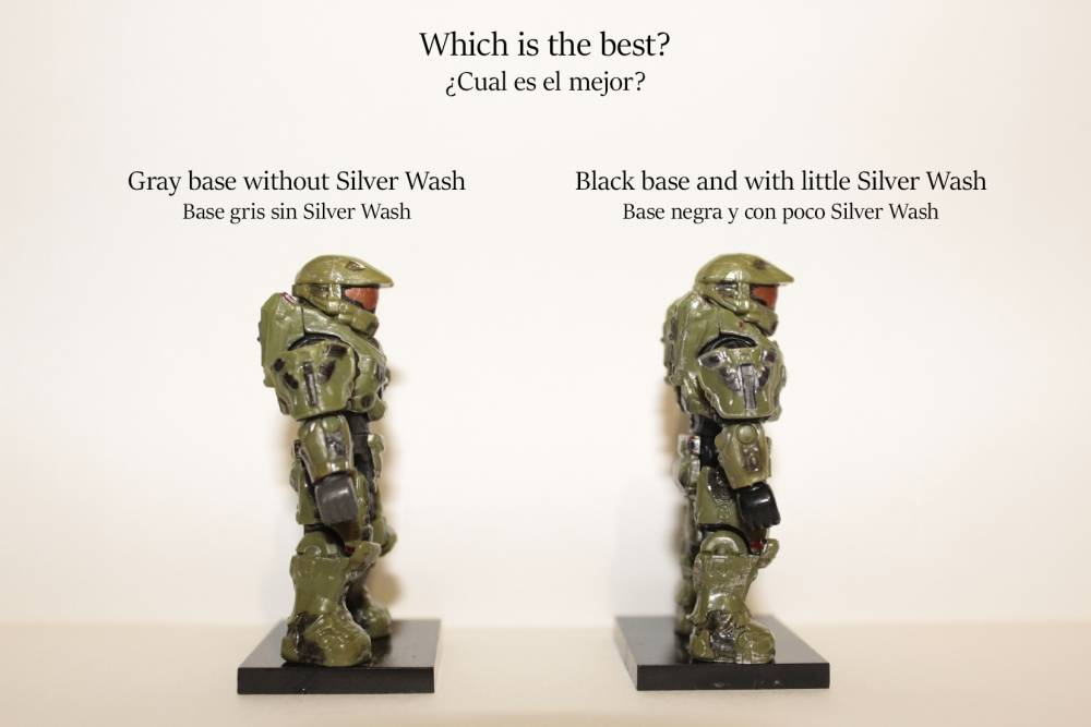 Image of: What master chief is better?