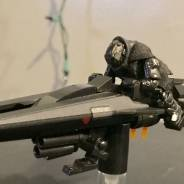 Crow's hover bike/sparrow
