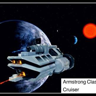 Image of: Armstrong Class Cruiser