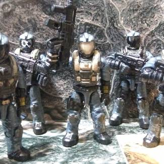 Image of: Warfighter Squad