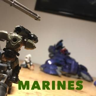 What do you want to see in MARINES?