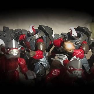 Image of: Red Legion Frontlines