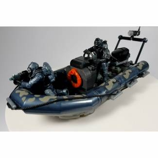 Image of: Call of Duty RHIB Mod