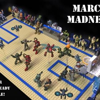 Image of: March Madness...