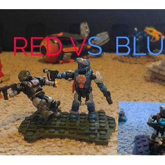 RED VS. BLUE New Series!