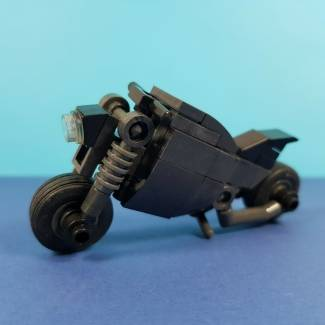 Image of: MOC Motorcycle