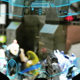Image of: Halo FPS